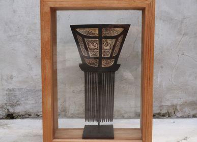 Accessoires cheveux - Peigne décoratif en tanimbar - NYAMAN GALLERY BALI