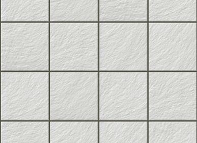 Faience tiles - Thermal Slate - Porcelain Tiles - RAVEN - JAPANESE TILES