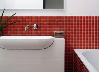 Faience tiles - Madoka R - Porcelain Tiles - RAVEN - JAPANESE TILES