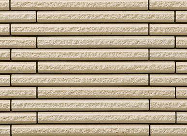 Faience tiles - Hosowari - Porcelain Tiles - RAVEN - JAPANESE TILES