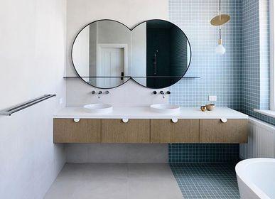 Faience tiles - Accordi M - Porcelain Tiles - RAVEN - JAPANESE TILES