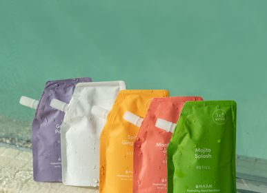 Beauty products - Hand Cream & Hydroalcoholic Spray Refills - HAAN Ready - SAMPLE & SUPPLY
