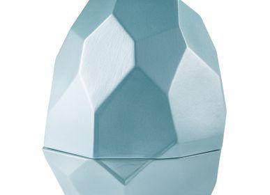 Assiettes de réception - Pépites - Rocher, 1 secret (base creuse) Hauteur 24 cm - RAYNAUD