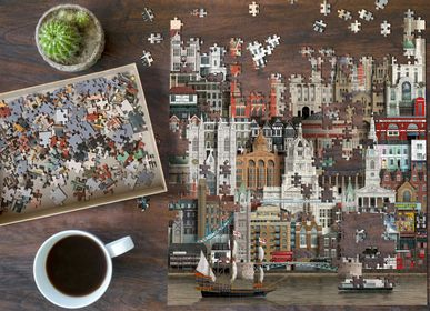 Cadeaux - Puzzles Jigsaw (1000 pièces) - MARTIN SCHWARTZ