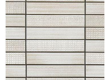 Faience tiles - Homura - Porcelain Tiles - RAVEN - JAPANESE TILES