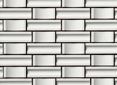 Faience tiles - Crochet - Porcelain Tiles - RAVEN - JAPANESE TILES