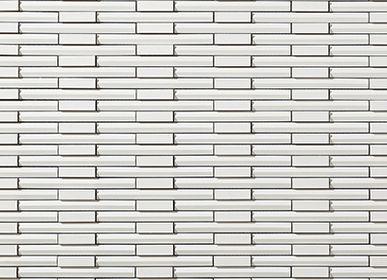 Faience tiles - Rhythmic II - Porcelain Tiles - RAVEN - JAPANESE TILES
