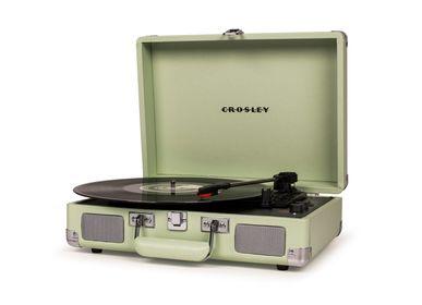Enceintes et radios - Tourne-disque Crosley Cruiser Deluxe Bluetooth - CROSLEY RADIO