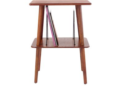 Console table - Crosley Manchester Record Player stand Paprika - CROSLEY RADIO