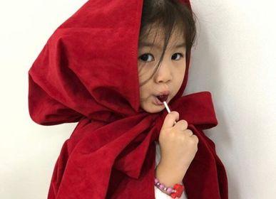 Children's party goods - red cap  - MOUCHE