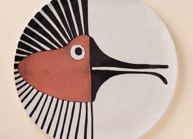 Formal plates - Plates VERAGUA - ETHIC & TROPIC CORINNE BALLY