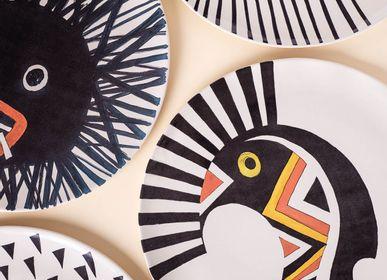 Assiettes de réception - Art de la Table - ETHIC & TROPIC CORINNE BALLY