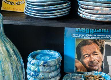 Assiettes au quotidien - Absinthe - IOM INES-OLYMPE MERCADAL
