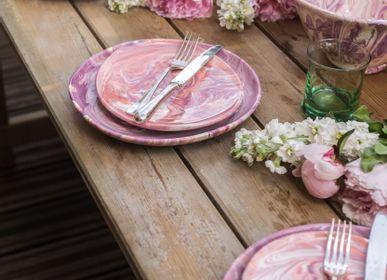 Assiettes au quotidien - Vaisselle en céramique NYMPHE - IOM INES-OLYMPE MERCADAL
