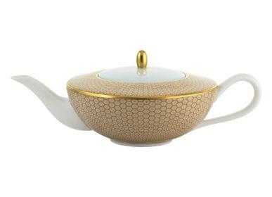 Mugs -  Trésor - Tea pot motive n°3 orange 100 - RAYNAUD
