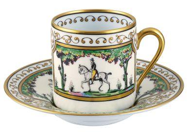 Mugs - Palais Royal - Coffee Cup 13 - RAYNAUD