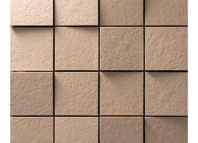 Faience tiles - Lascave - Porcelain Tiles - RAVEN - JAPANESE TILES