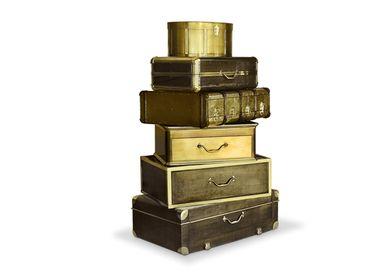 Storage boxes - BOHÈME Luxury Safe - BOCA DO LOBO