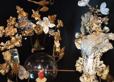 Decorative objects - the dancers - music box - NATURE SACRÉE