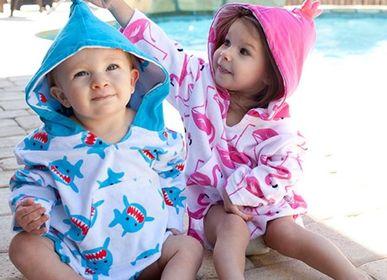 Accessoires enfants - Couvertures/plaids à capuches animaux  - ZOOCCHINI
