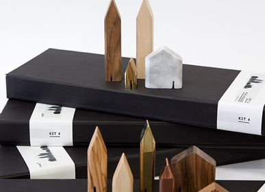 Design objects - Mini Houses - MAD LAB