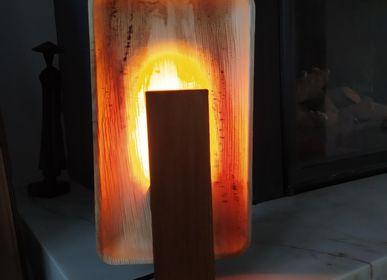 Lampes de table - Lampe à poser Rectangle - ARECABIO