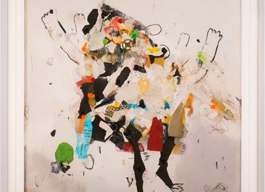 Paintings - LA RATA TRIUNFANTE - MONTXO OIARBIDE ART