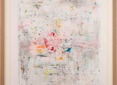 Paintings - ATELIER II - MONTXO OIARBIDE ART