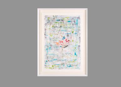 Paintings - ATELIER I - MONTXO OIARBIDE ART