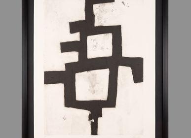 Paintings - KUBA II - MONTXO OIARBIDE ART