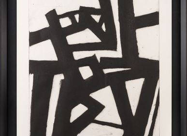 Paintings - TRUENO I - MONTXO OIARBIDE ART