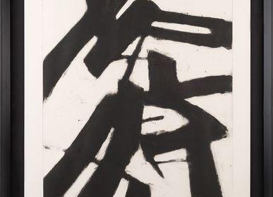 Paintings - TRUENO II - MONTXO OIARBIDE ART