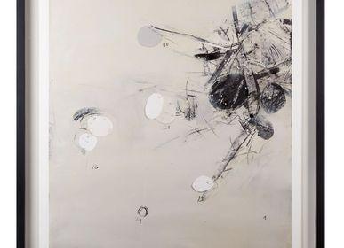 Paintings - PINBALL II - MONTXO OIARBIDE ART