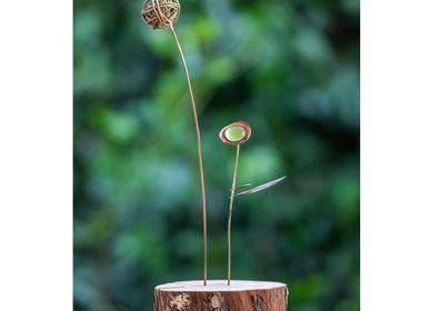 Décorations florales - Sculpture de Base de Tronc - ELZA PEREIRA