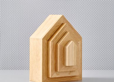 Design objects - Four Houses - MAD LAB