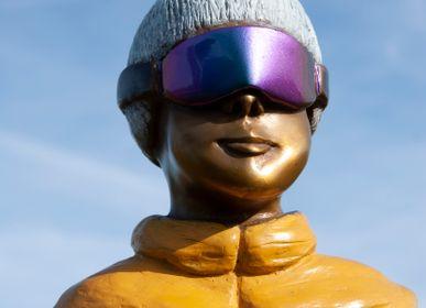 Sculptures, statuettes et miniatures - sculpture Gary - RONAYETTE MARIE-NOELLE