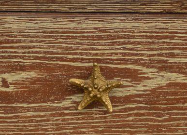 Artistic hardware - Starfish knob - THEA