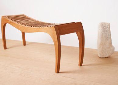 Benches - RUMBO bench - VAN DEN HEEDE-FURNITURE-ART-DESIGN