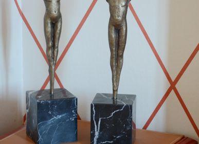 Sculptures, statuettes et miniatures - Studio figurativo Modulor/Modulina - THEA