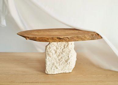 Coffee tables - OVAL table, ART collection - VAN DEN HEEDE-FURNITURE-ART-DESIGN