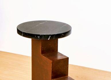 Tables basses - Table de salon ESCALIER 1- 2- 3 fer - VAN DEN HEEDE-FURNITURE-ART-DESIGN