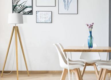Decorative objects - Floor lamp ESSENCE LS - ALUMINOR