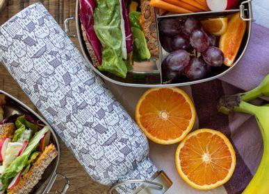 Kitchen utensils - Stainless Steel lunch box - TRANQUILLO