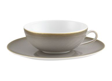 Mugs - Oskar -  Tea cup extra and saucer - RAYNAUD