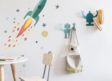 Autres décorations murales - Support mural Robot Q1 - TRESXICS