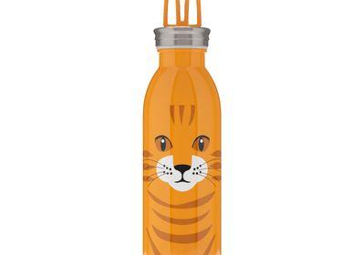 Cadeaux - Bouteille pour chat avec poignées d'oreilles - DESIGNER SOUVENIRS