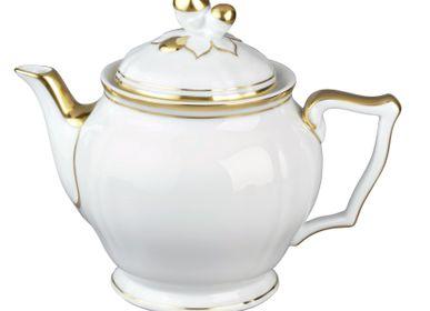 Mugs -  Polka Or - Tea pot 80 - RAYNAUD