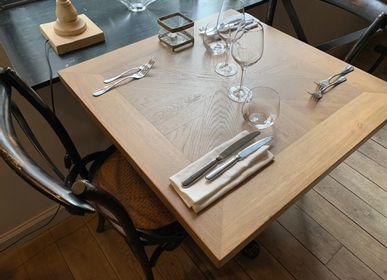 Tables Salle à Manger - Plateaux de table - QC FLOORS
