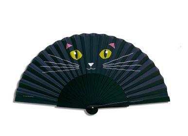 Cadeaux - Ventilateur à main de chat - DESIGNER SOUVENIRS