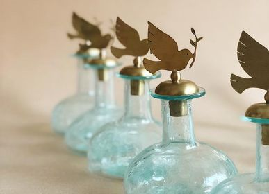 Gifts - Recycled Glass Carafe - ASMA'S CRAFTS